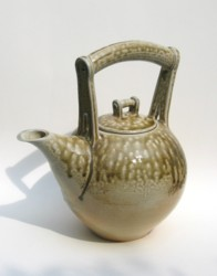Kettle-style teapot, Ian George, July 2008